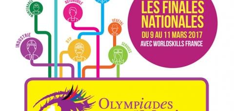 Sélections nationales WorldSkills 2017