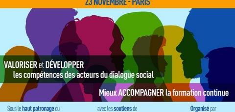 Relais dialogue social 2017 Paris