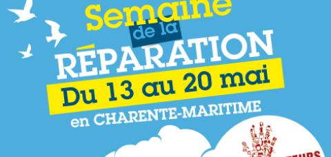 Semaine de la réparation Charente-Maritime
