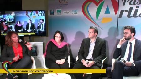 PA Paris 16 Emission 2 - La transmission d'entreprise