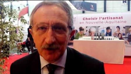 WorldSkills 2017 - Interview de Jean-Pierre Gros, président de la CRMA Nouvelle-Aquitaine