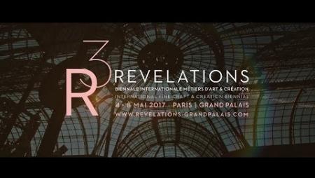 REVELATIONS 2017 : rentrez dans les coulisses de la création du 4 au 8 mai au Grand Palais