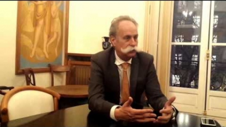Interview de Bernard Stalter, Président de l'APCMA